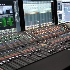 Audio Mixing Equipment