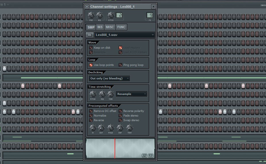 Fl Studio Step 2b
