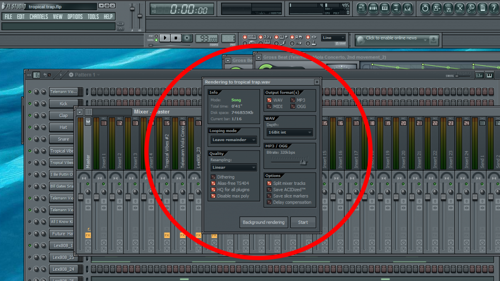 Fl Studio Step 4