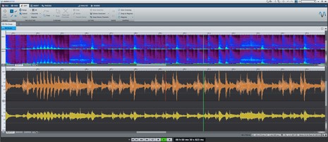 Wavelab Audio Editor And Audio Montage Png