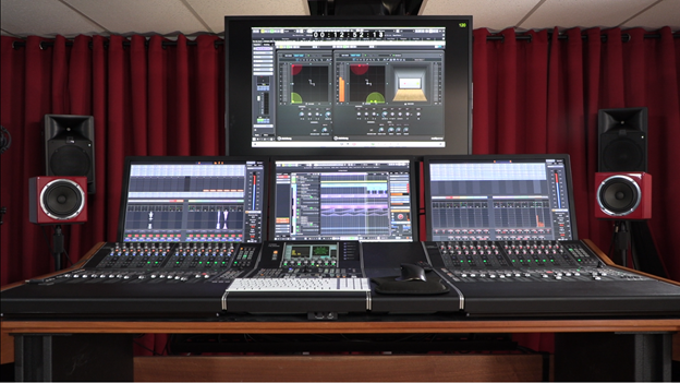 Mix Dolby Atmos Professional Surround Sound for Film, TV, and Multimedia